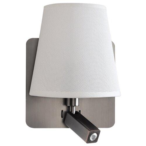 Настенный светильник Mantra Bahia 5232, 16 Вт настенный светильник mantra bahia 5232 16 вт