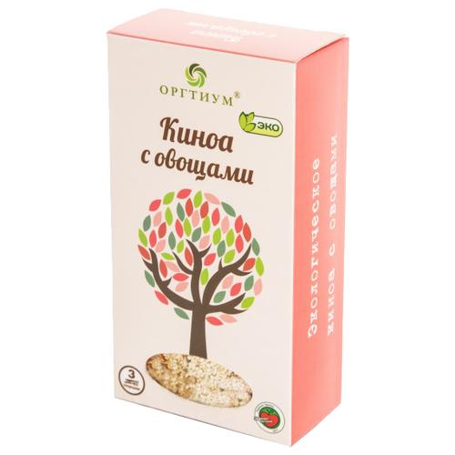 Оргтиум Киноа экологическое с овощами 175 г