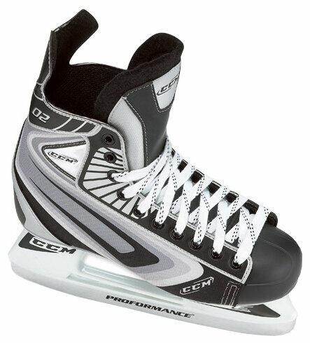 Детские хоккейные коньки CCM CCM 02 для мальчиков