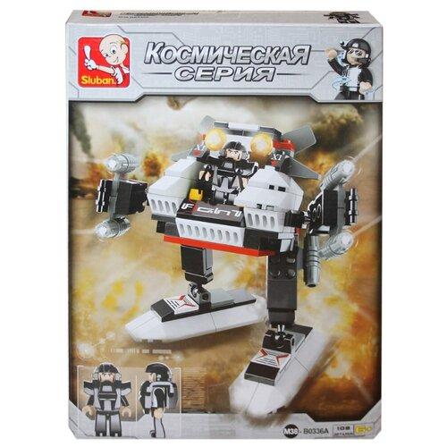 Купить Конструктор SLUBAN Космический десант M38-B0336A, Конструкторы