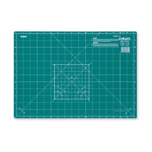 OLFA Коврик OL-CM-A3 зеленый коврик непрорезаемый olfa ol cm a1