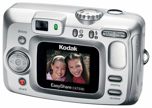 физический цифровой фотоаппарат кодак описание эти награды