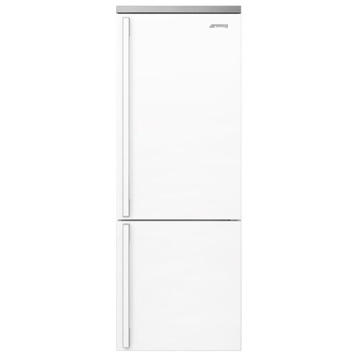 Холодильник smeg FA490RWH двухкамерный холодильник smeg fa 8003 pos