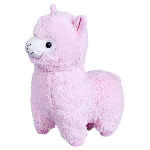 Мягкая игрушка Fancy Гламурная Альпака розовая 28 см