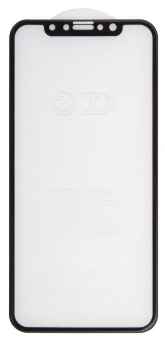 Защитное стекло Liberty Project 3D Tempered Glass с рамкой для Apple iPhone X/Xs