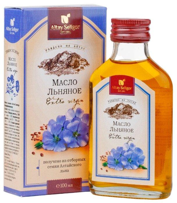 Altay Seligor Масло льняное
