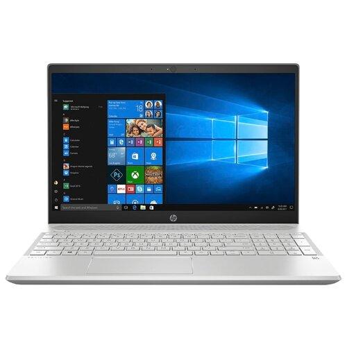 Ноутбук HP PAVILION 15-cw1024ur (AMD Ryzen 3 3300U 2100MHz/15.6/1920x1080/4GB/128GB SSD/DVD нет/AMD Radeon Vega 6/Wi-Fi/Bluetooth/Windows 10 Home) 103Z0EA минерально-серебристый/серебристый 15 6 ноутбук hp pavilion 15 cs2019ur 6sq16ea золотистый