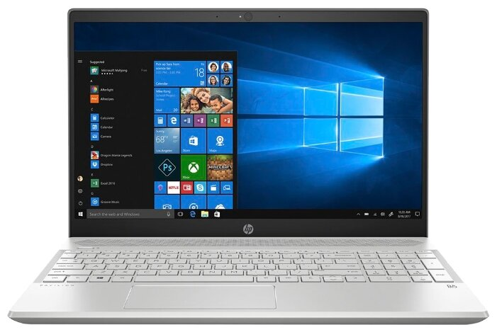 Ноутбук HP PAVILION 15-cw1000