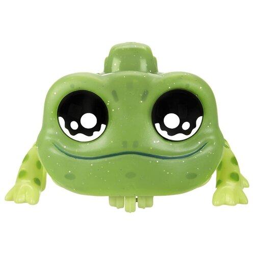 Интерактивная игрушка робот Hasbro Yellies Ящерица Sal E. Mander E6150 зеленый