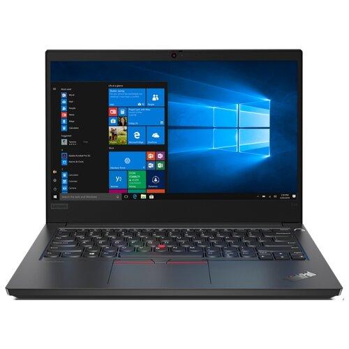"Ноутбук Lenovo ThinkPad E14 14.0"" FHD IPS/Core i7-10510U/16GB/512GB/Intel UHD Graphics/DOS/NoODD/черный (20RA002URT)"