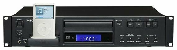CD-проигрыватель Tascam CD-200i