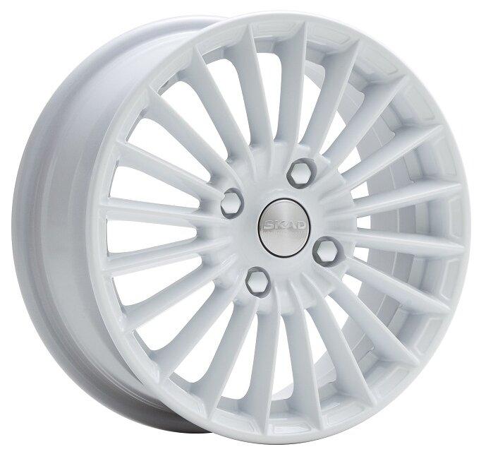 Колесный диск SKAD Веритас 6.5x16/4x100 D67.1 ET45 Белый