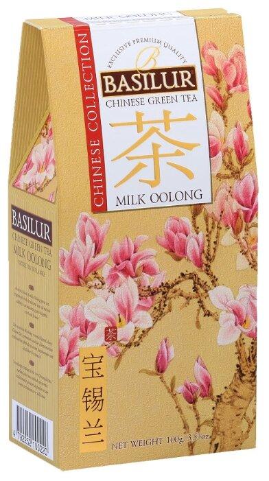 Basilur Tea Company Чай улун Basilur Chinese collection Milk oolong