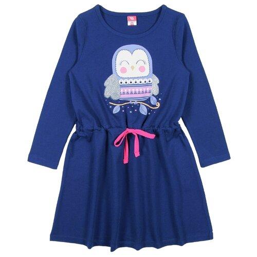 Платье cherubino размер (104)-56, т.синийПлатья и сарафаны<br>