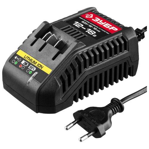 Зарядное устройство ЗУБР БЗУ-12-18 М2 12 В устройство быстрозарядное зубр бзу 12 м3 12 в для li ion акб м3