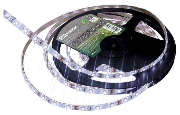 Лента светодиодная smd5050-30 led/м-ip65-12 в-7,2 вт/м-6000 к (5 м) tdm, SQ0331-0317