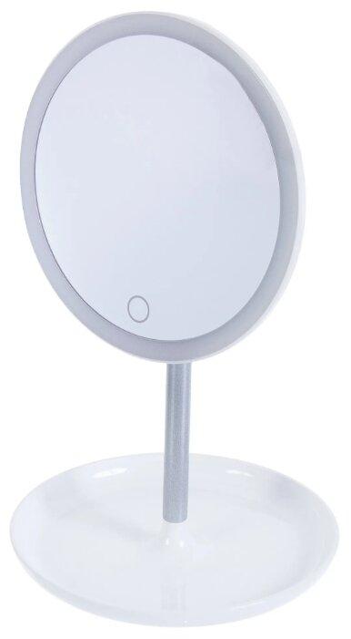 Зеркало косметическое настольное Uniel TLD-590 с подсветкой