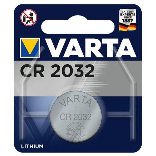 Фото - Батарейка VARTA CR2032, 1 шт. батарейка sonnen cr2032 1 шт блистер