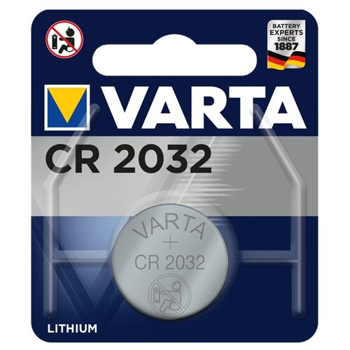 Купить Батарейка VARTA CR2032 1 шт блистер
