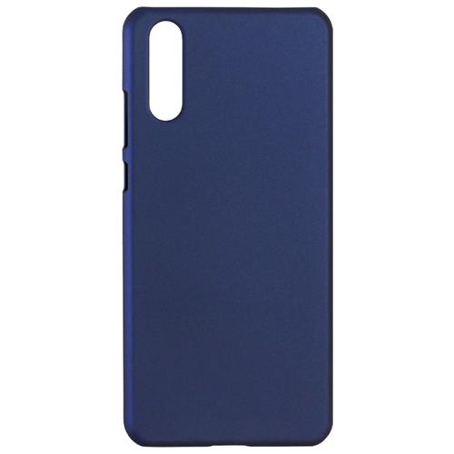 Чехол Volare Rosso Soft-touch для Huawei P20 (полиуретан) синийЧехлы<br>