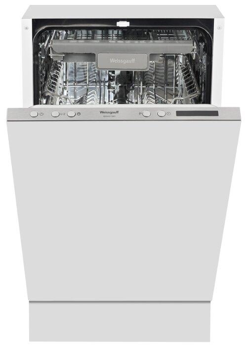 Посудомоечная машина узкая WEISSGAUFF BDW 4138 D