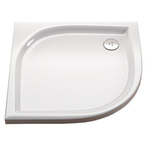 Душевой поддон RAVAK Elipso PAN 90 x 90 белый акриловый поддон ravak elipso 90 pan a227701410