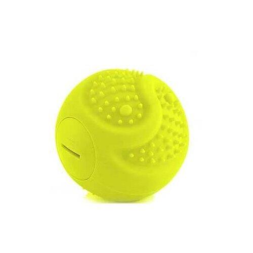 Мячик для собак Richi Led Dog USB Ball желтый