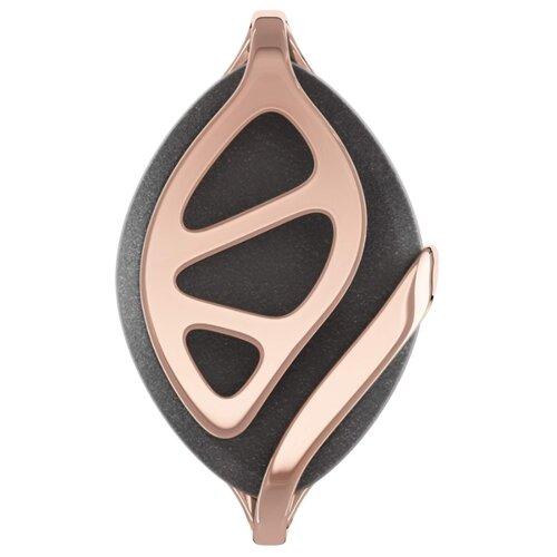 Шагомер Bellabeat Leaf Urban черный/розовое золото