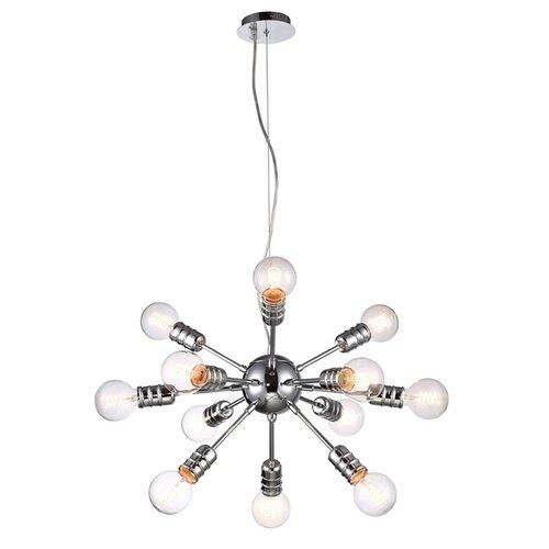 Люстра Arte Lamp Fuoco A9265SP-12CC, E27, 720 Вт