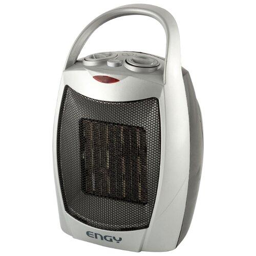 Тепловентилятор Engy PTC-308B серебристый/черный тепловентилятор engy en 510