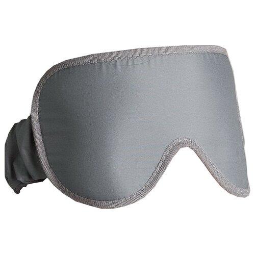 Маска для сна SilverStep И1120, серыйДорожные аксессуары<br>