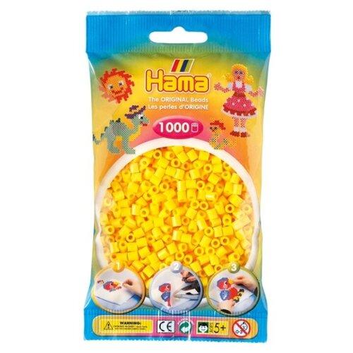 Hama Бусинки для термомозаики, желтые (207-03) velante 184 207 06