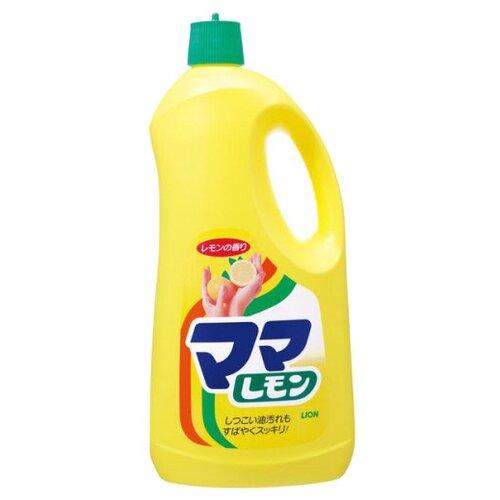 Mama Lemon Концентрированное средство для мытья посуды Lemon, 2.15 л гель для мытья посуды mama lemon лимон natural lemon fragrance 600 мл