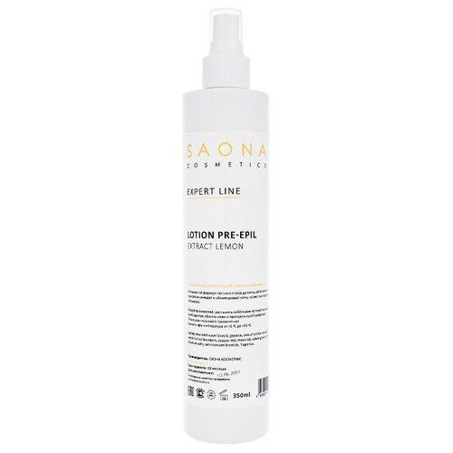 Saona Cosmetics Лосьон с экстрактом лимона очищающий 350 мл