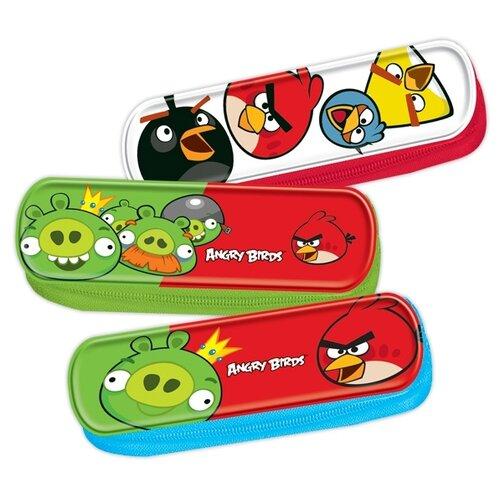 цена на Жевательный мармелад Конфитрейд Angry Birds в жестяном пенале 20 г