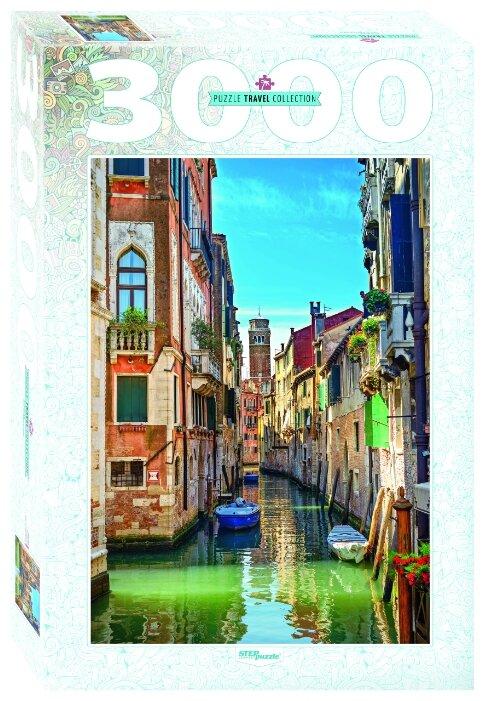 Пазл Step puzzle Travel Collection Италия Венеция (85017) , элементов: 3000 шт.