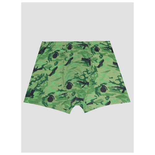 Купить Трусы MOR размер 134-140, темно-зеленый, Белье и пляжная мода
