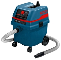 Строительный пылесос BOSCH GAS 25 L SFC 1200 Вт