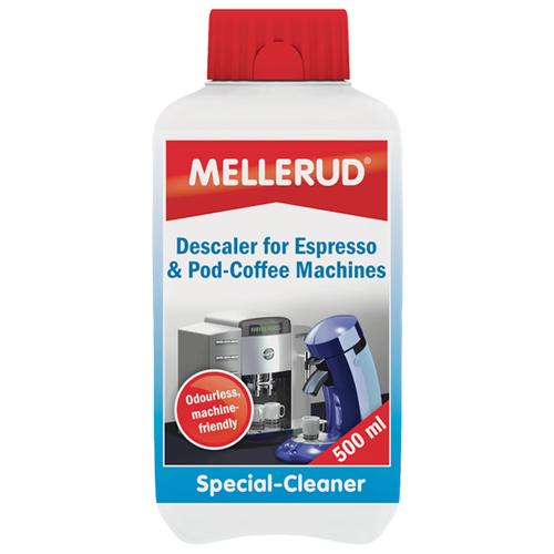 Средство Mellerud Для удаления накипи в кофеварках и кофемашинах