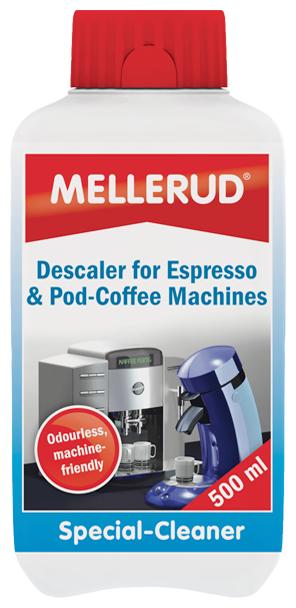 Средство Mellerud Для удаления накипи в кофеварках