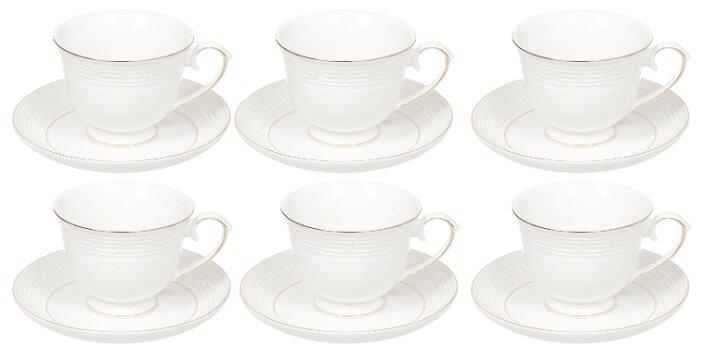 Чайный сервиз Daniks Греция 12 предметов