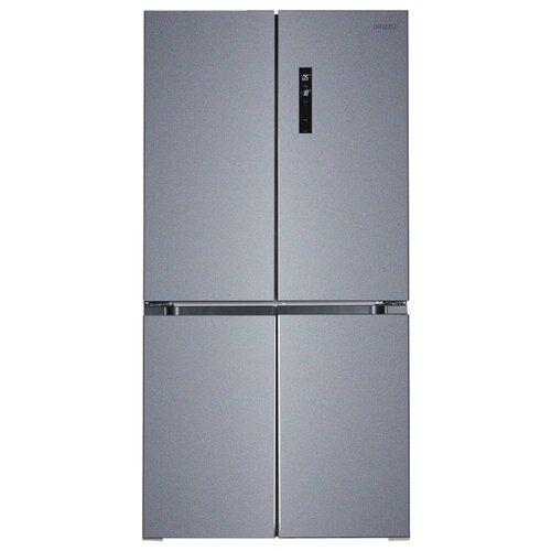 Холодильник Ginzzu NFK-575 Dark gray