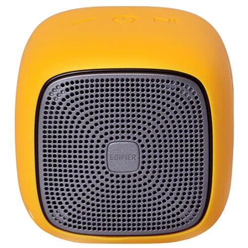 Портативная акустика Edifier MP200 желтый портативная акустика edifier mp80 зеленый