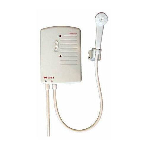 Проточный электрический водонагреватель Делсот ПЭВН 5, душ
