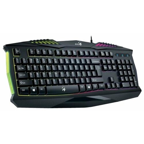 Игровая клавиатура Genius Scorpion K220 Black USB