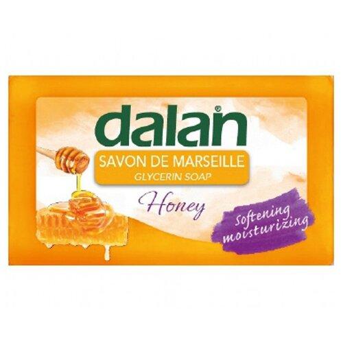 Мыло кусковое Dalan Savon de Marseille Honey, 150 г цена 2017