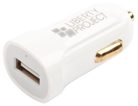 Автомобильная зарядка Liberty Project 0L-00032727