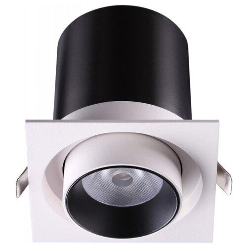 Встраиваемый светильник Novotech Lanza 358082 светильник novotech 358081 lanza