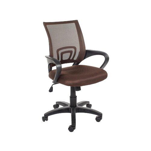 Компьютерное кресло Woodville Turin офисное, обивка: текстиль, цвет: коричневый компьютерное кресло turin компьютерное кресло