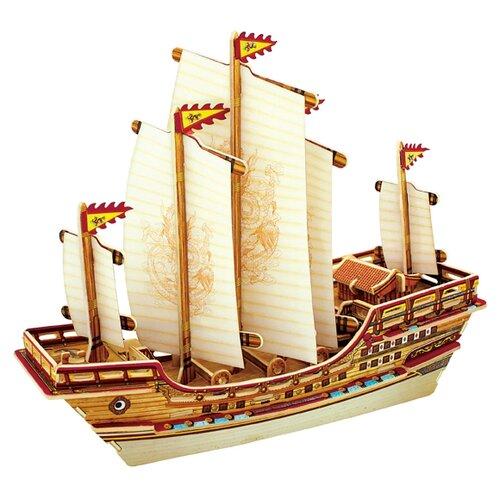 Купить Сборная модель Robotime Китайский корабль (BA401S), Сборные модели
